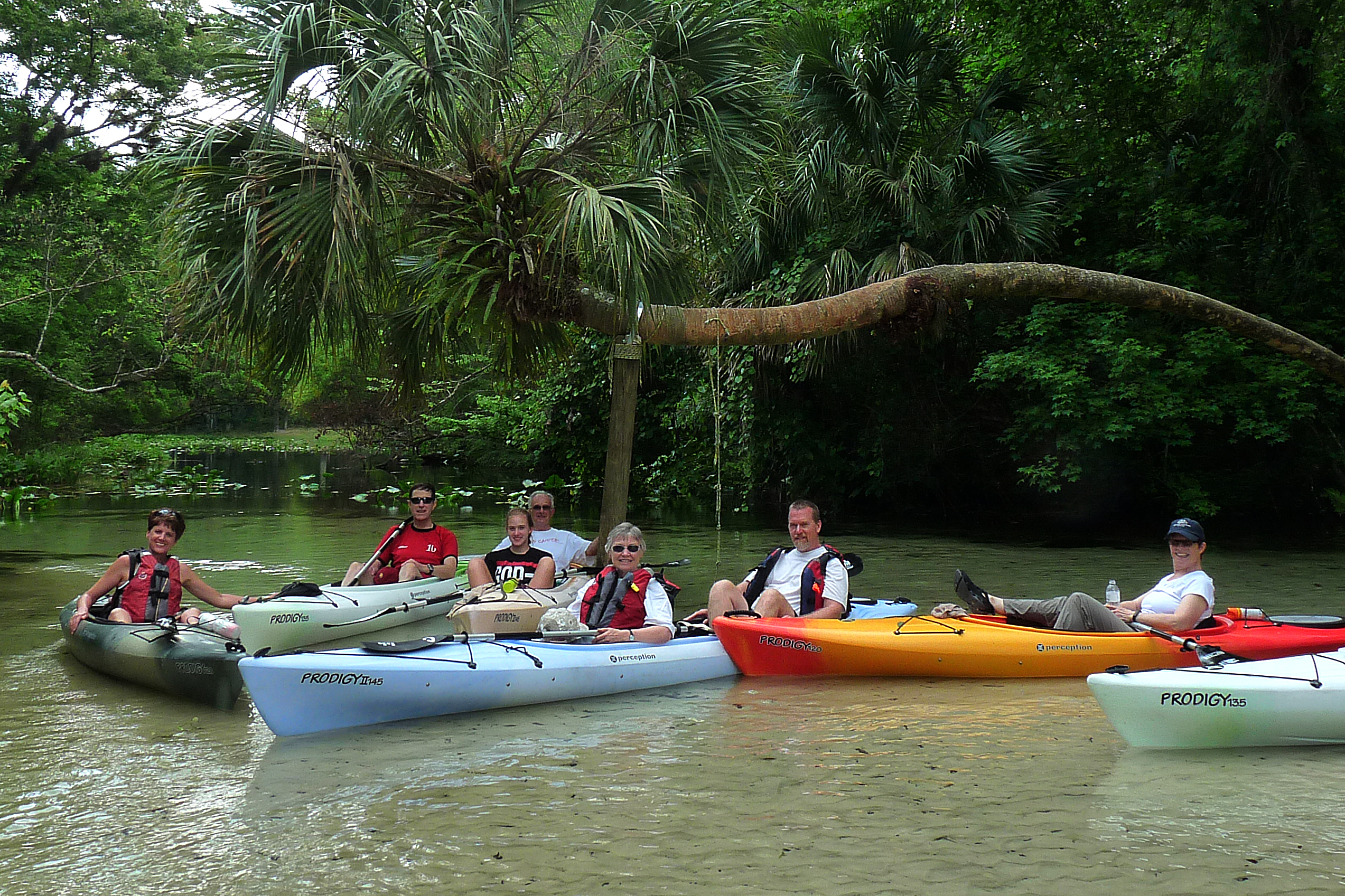 Central Florida Nature Adventures Llc