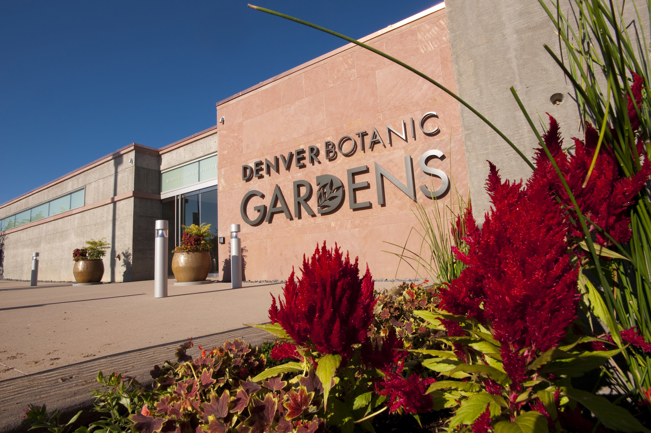Denver Botanic Gardens Concert Capacity