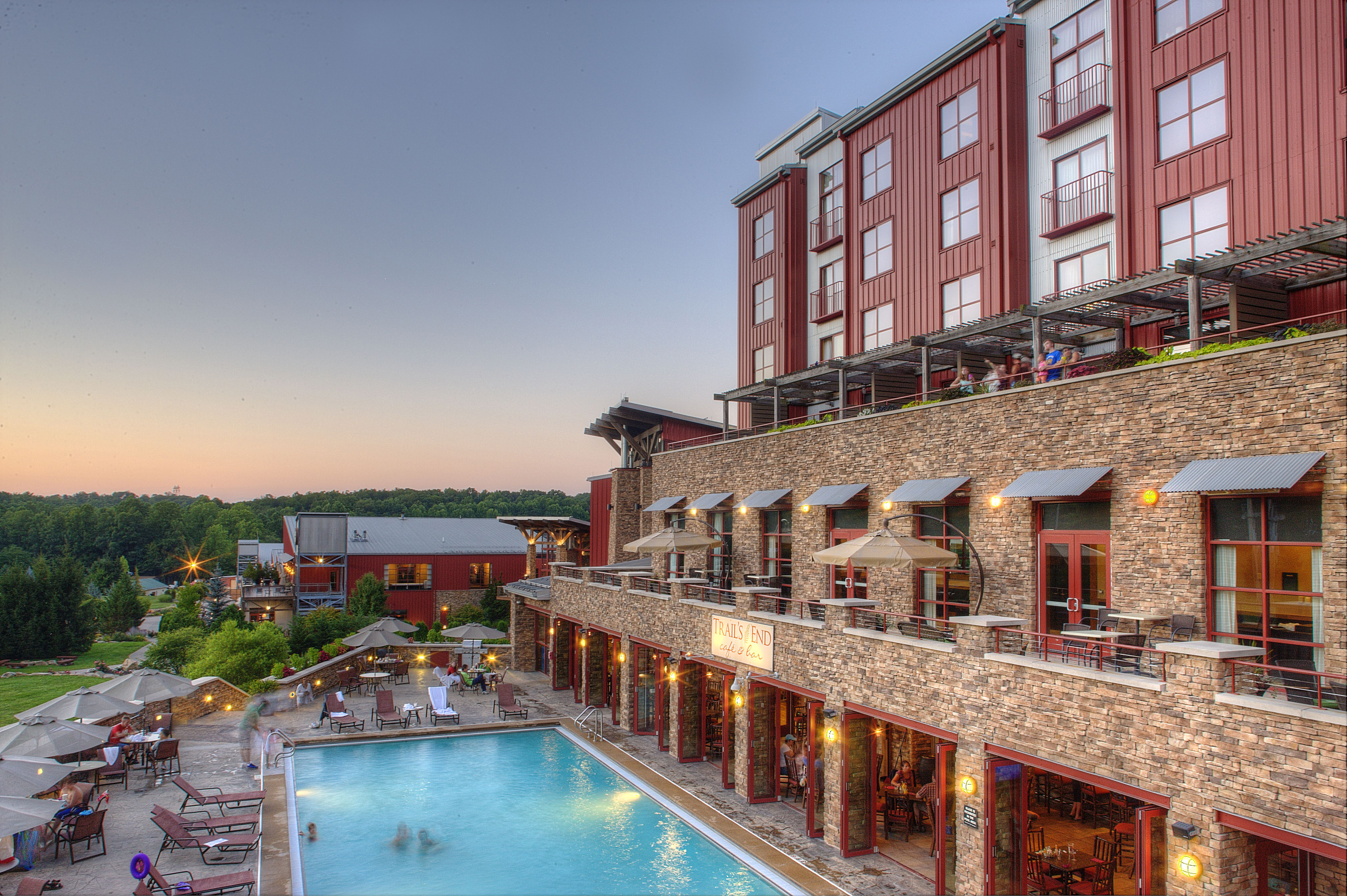 the hotel at bear creek mountain resort | macungie, pa 18062