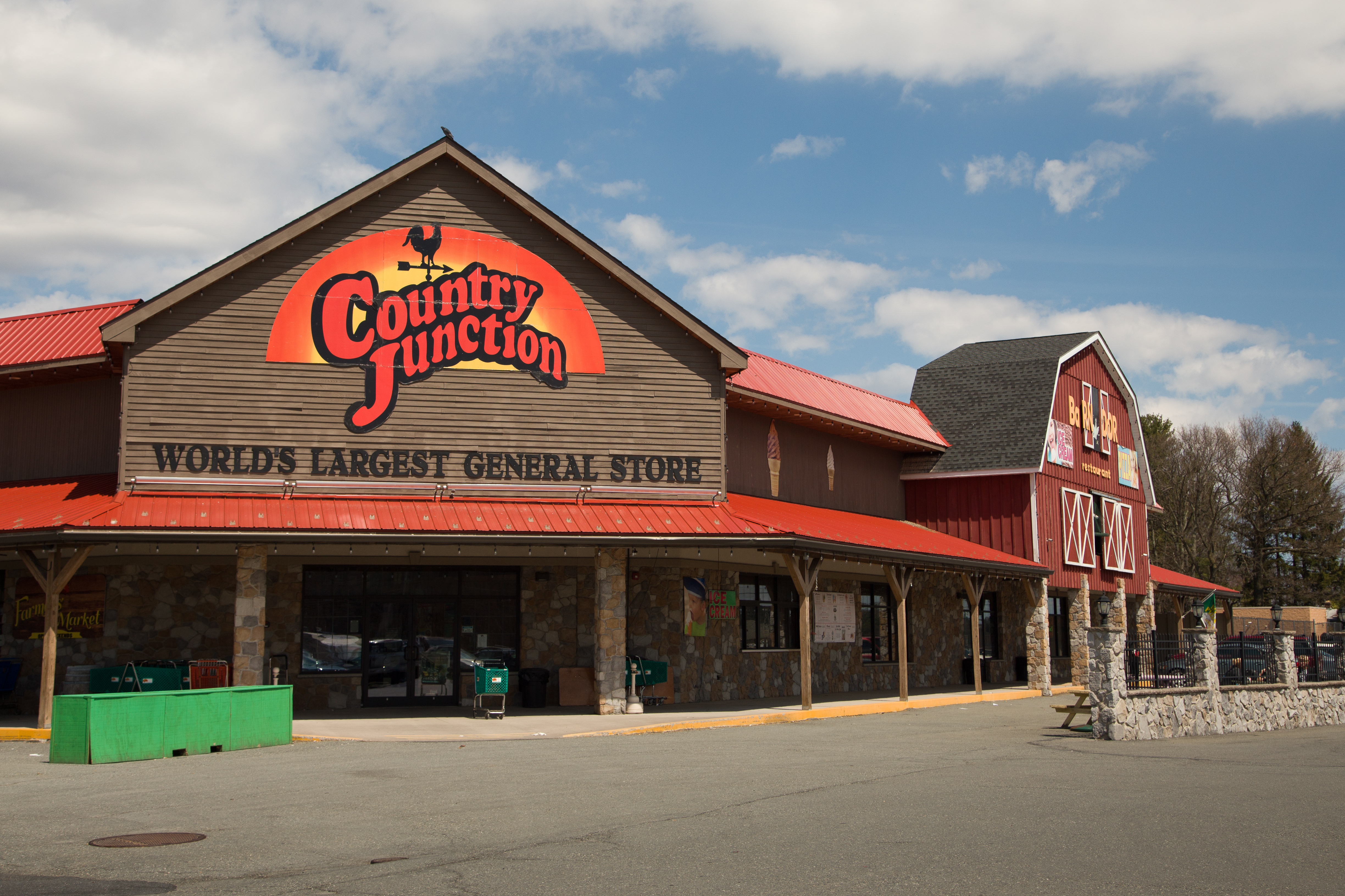 country junction world's largest general store | lehighton, pa 18235