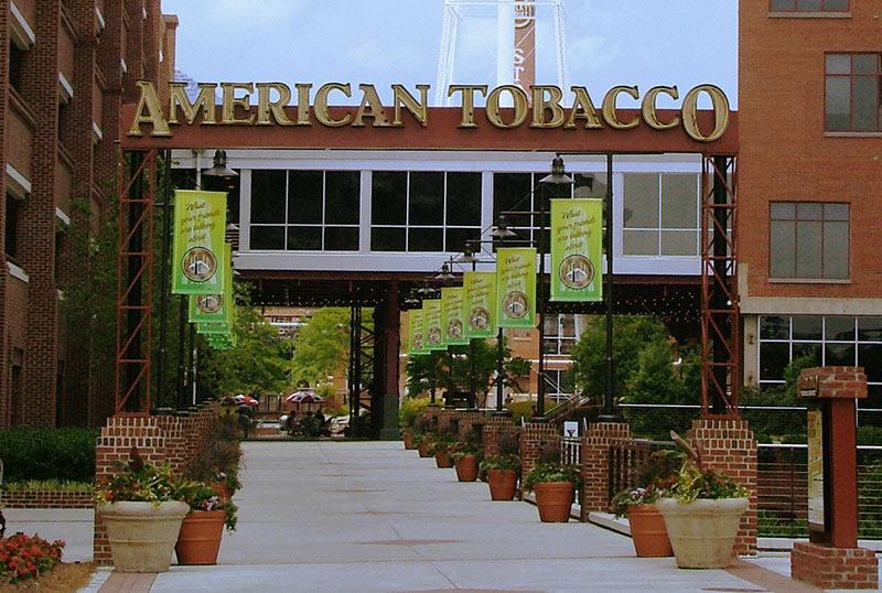 American Tobacco Durham Nc