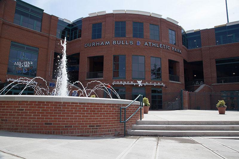 Durham Bulls Athletic Park Durham Nc