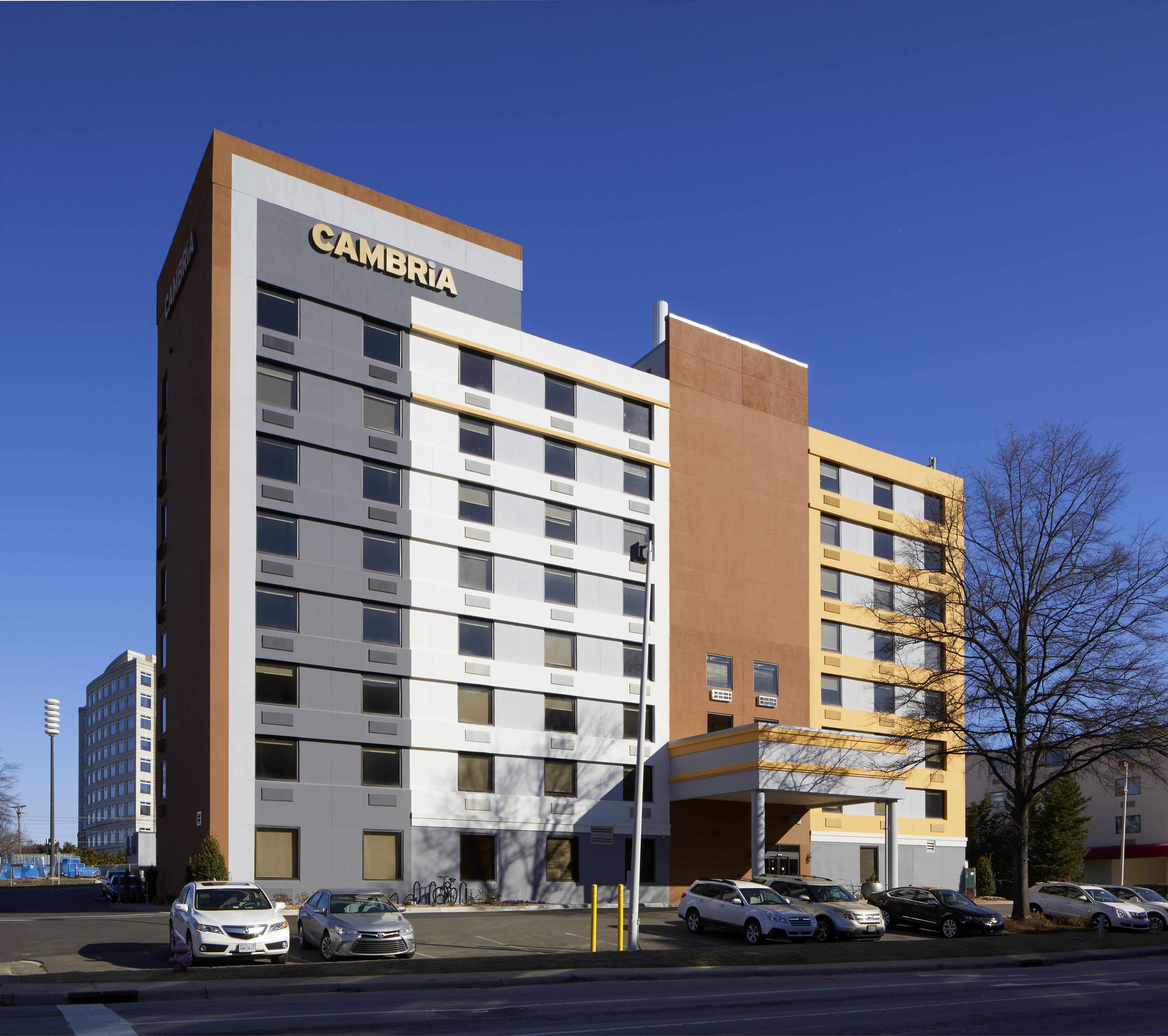 Cambria Hotel Suites Durham Near Duke University Durham Nc