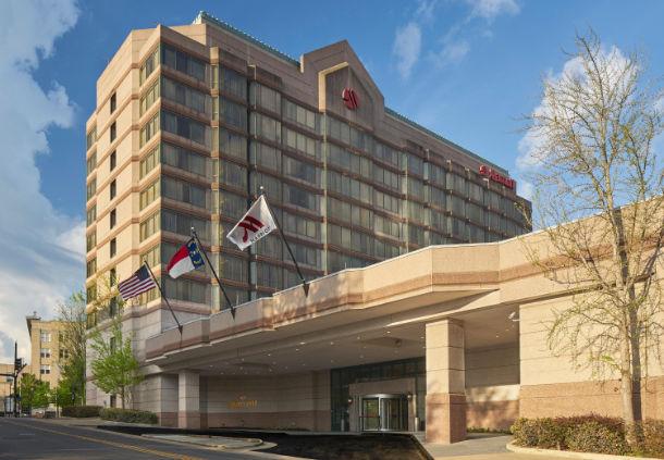 Durham Marriott City Center Durham Nc