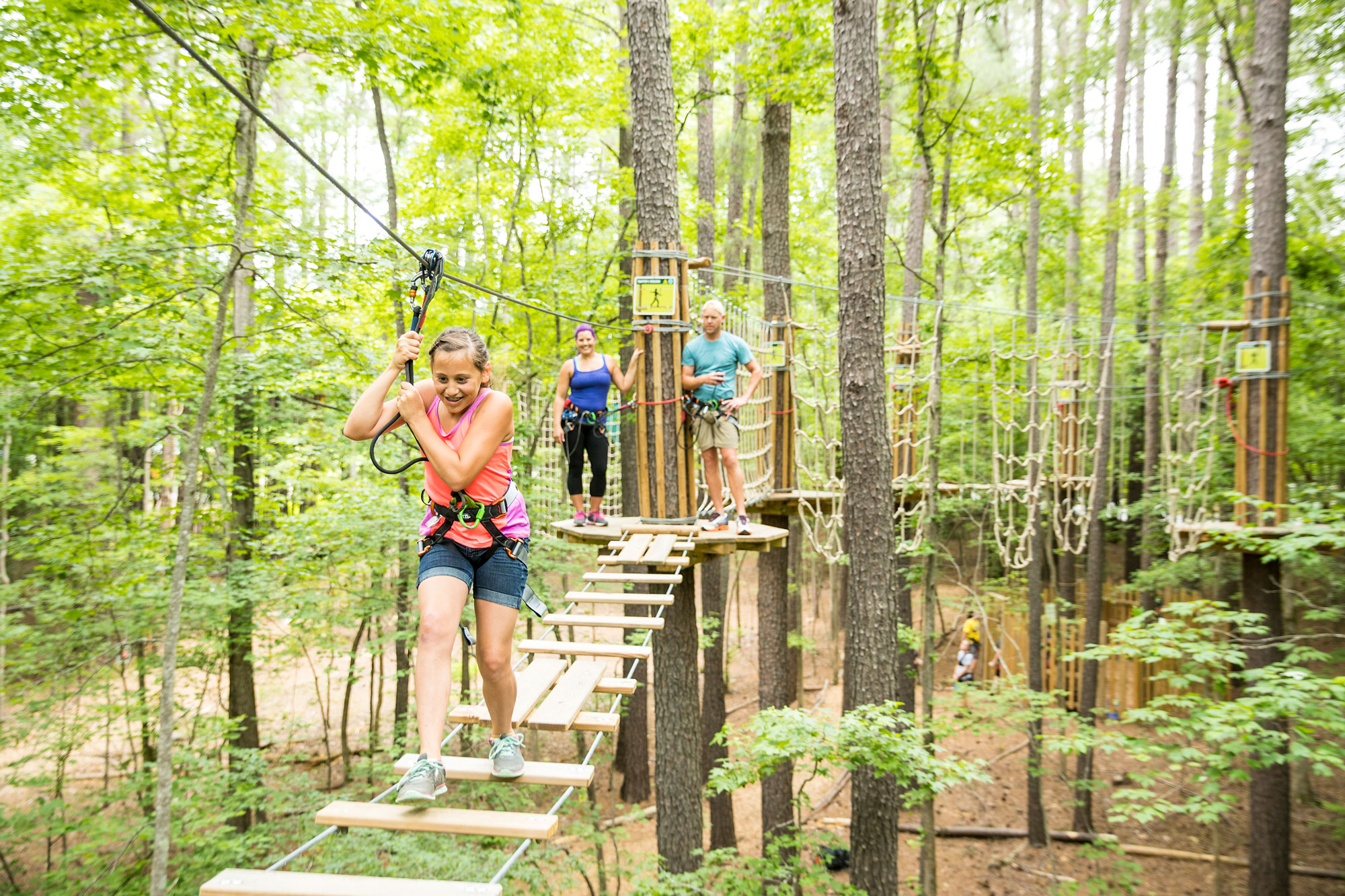 Go ape virginia