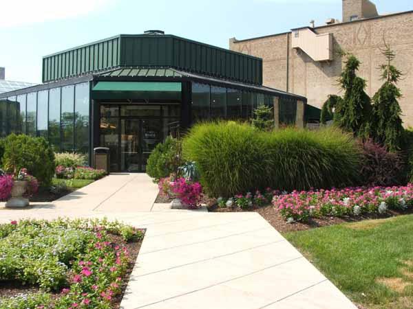 Etonnant Botanical Conservatory