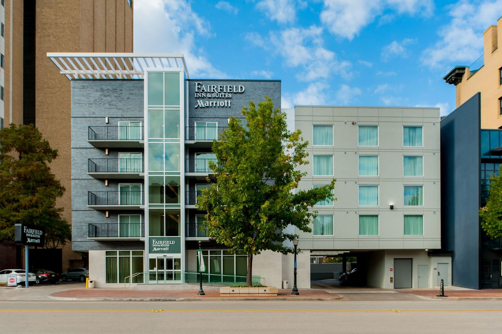 Fairfield Inn And Suites Fort Worth Downtown Tx 76102 6415