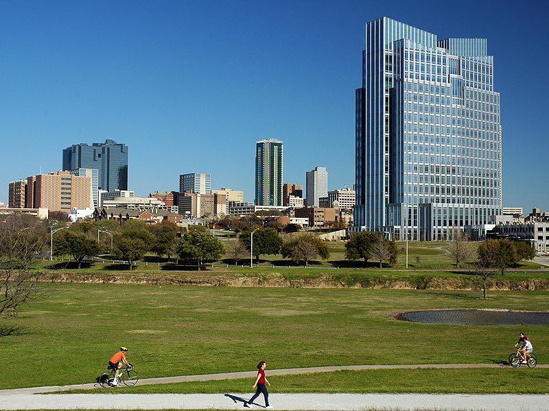 Trinity Trails Fort Worth Tx 76102