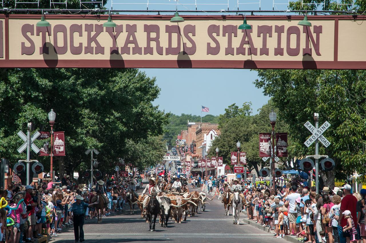 Stockyards Historic Walking Tours Fort Worth TX 761068210