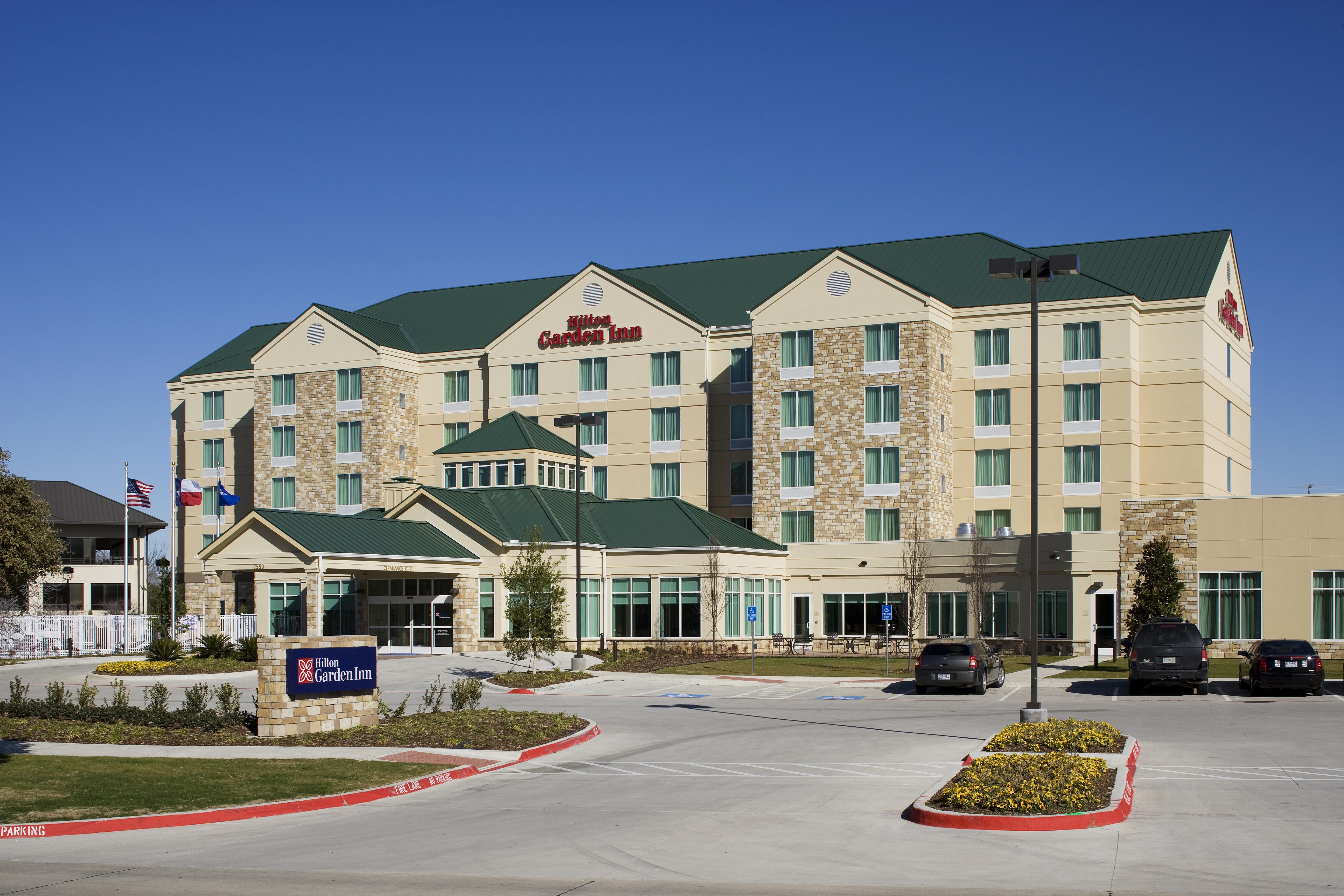Hilton Garden Inn_Exterior. Hilton Garden Inn