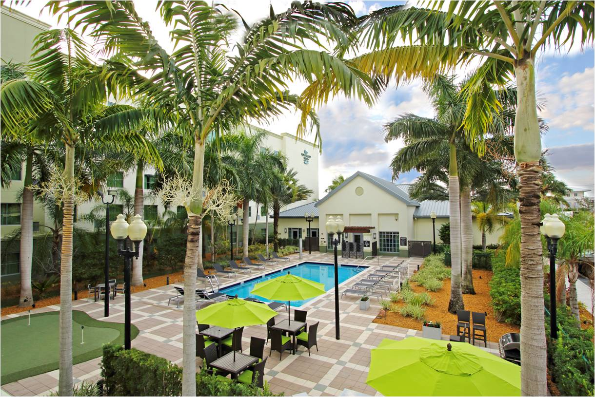 HOMEWOOD SUITES BY HILTON FORT LAUDERDALE AIRPORT-CRUISE PORT ...