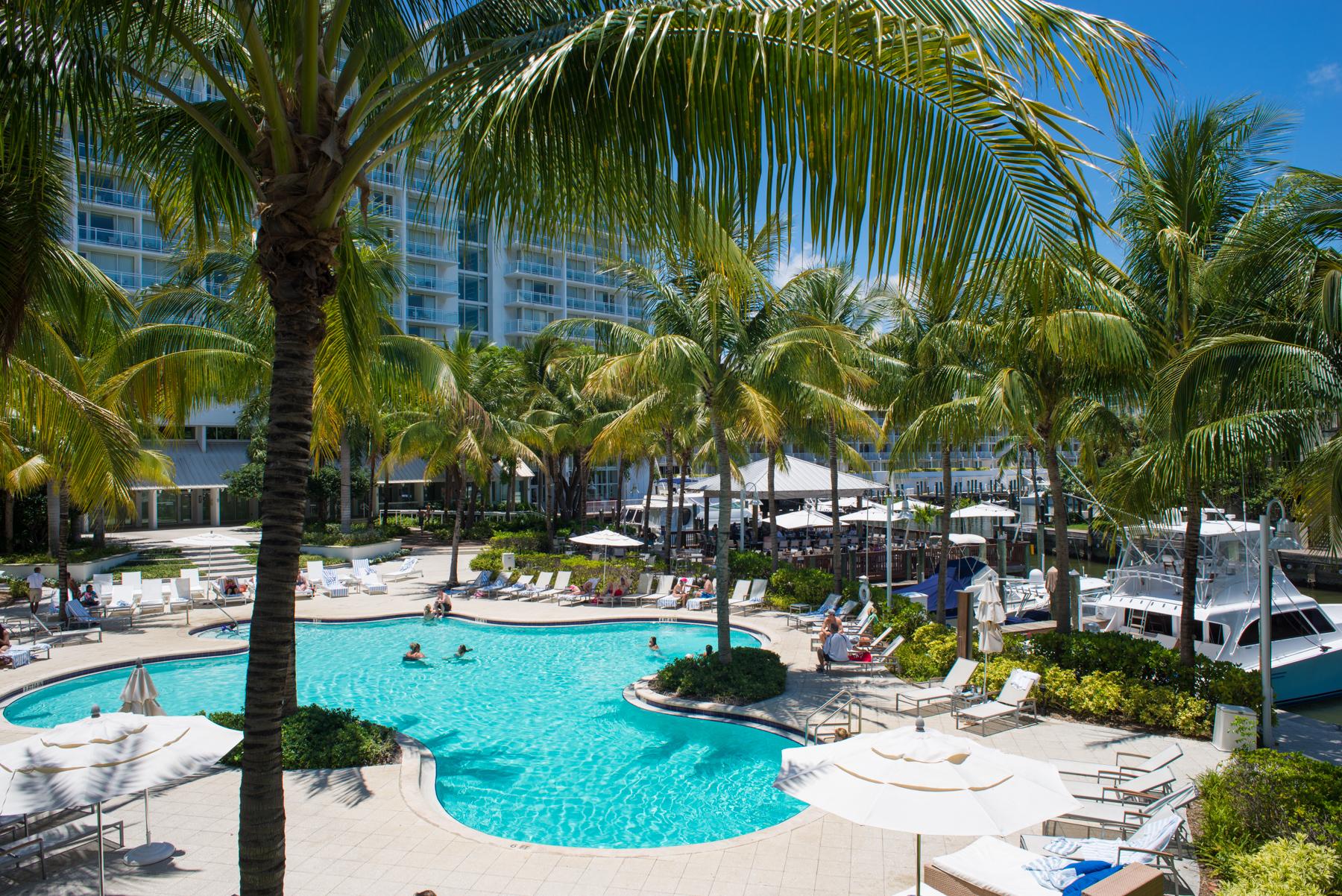 HILTON FORT LAUDERDALE MARINA   Fort Lauderdale, FL 33316