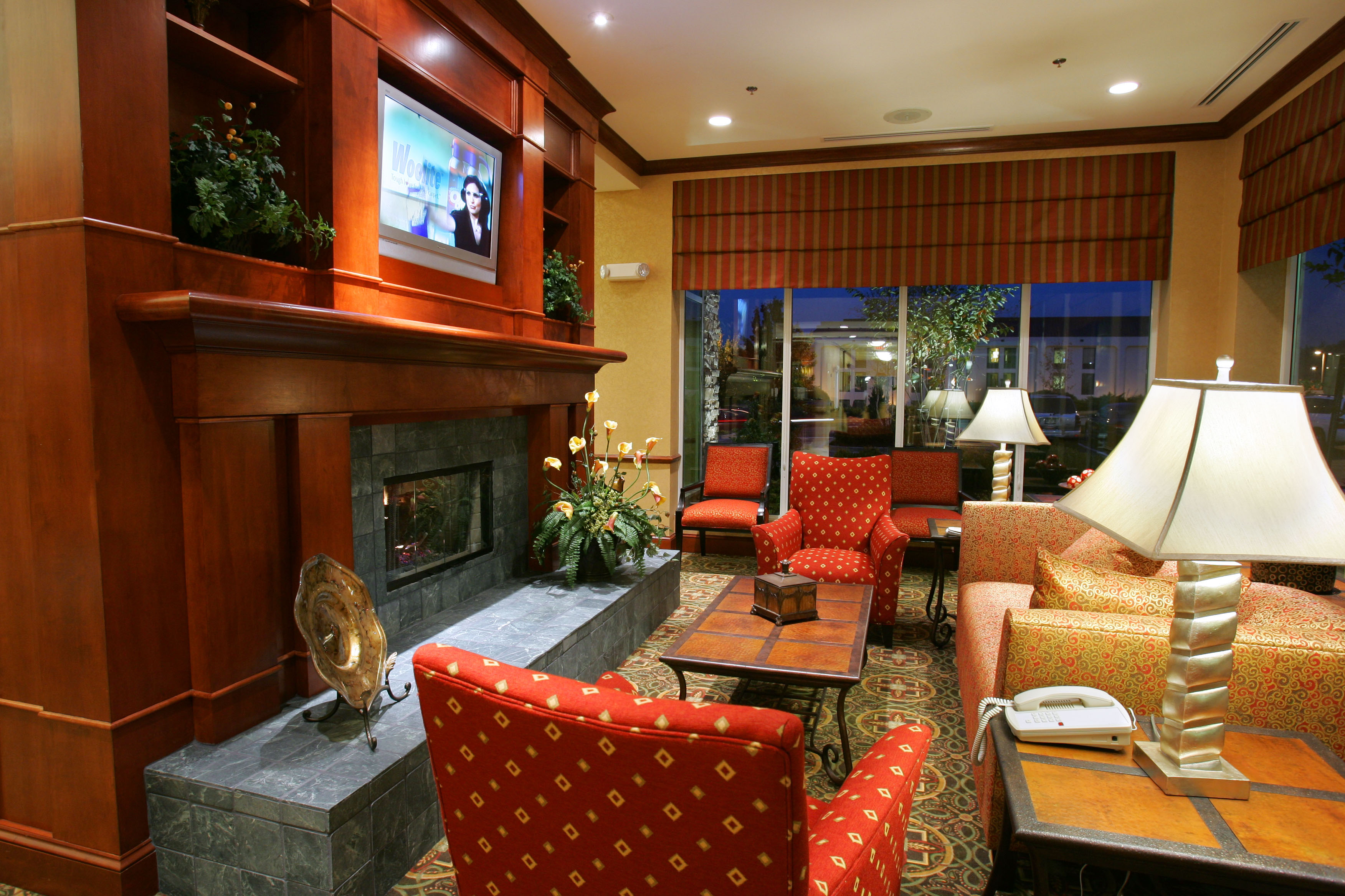 Hilton Garden Inn DFW North/Grapevine