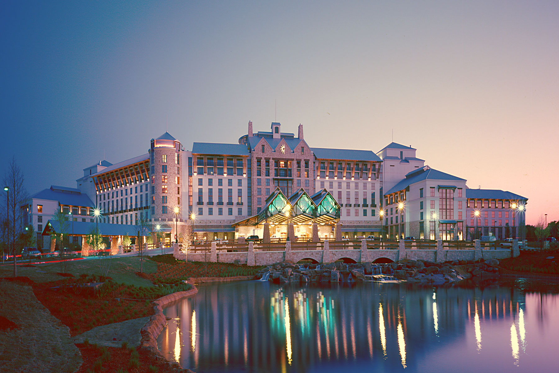 Gaylord Texan Resort Convention Center