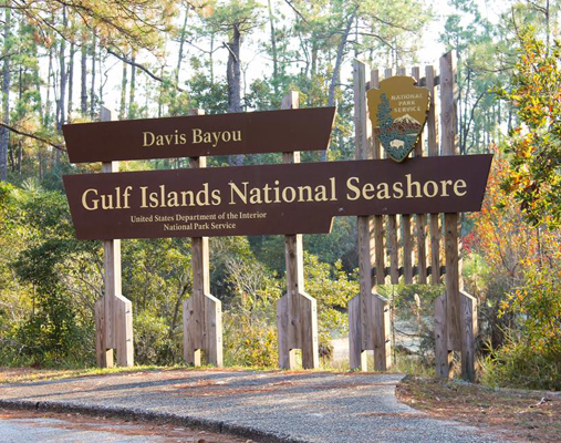 Exceptionnel Gulf Islands National Seashore Visitor Center U0026 Campground | Ocean Springs,  MS 39564