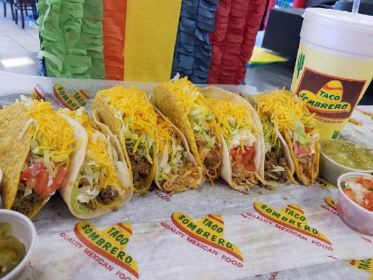 Taco Sombrero  ed2aaa88bdc