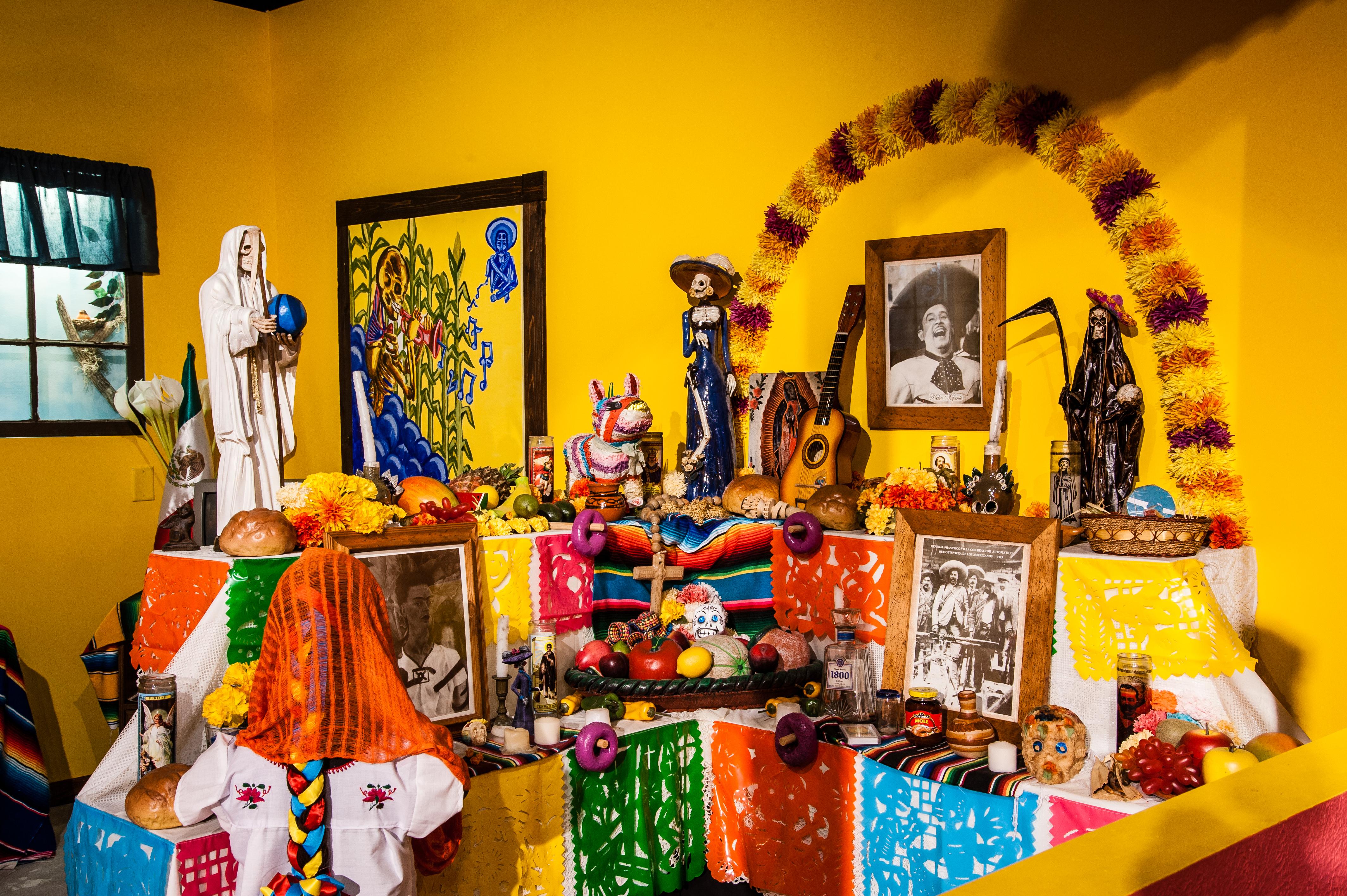 Dia de los Muertos Celebration   Kid-Friendly Events in Houston, TX ...