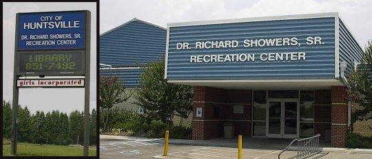 dr richard showers recreation center