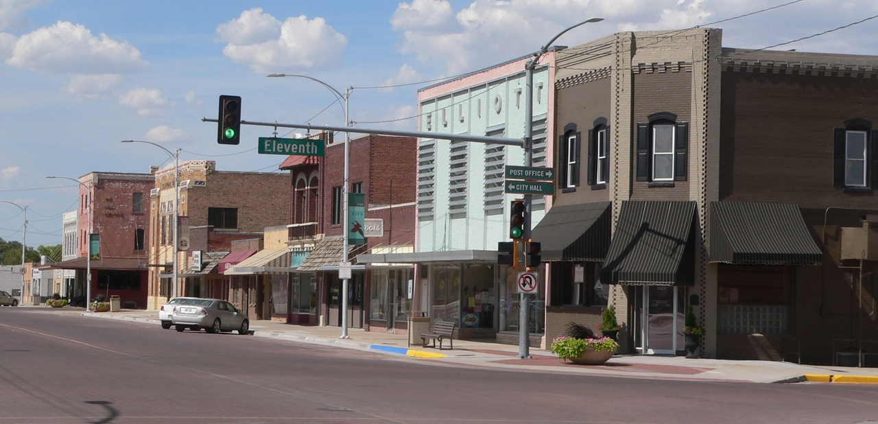 Downtown Goodland Expand View