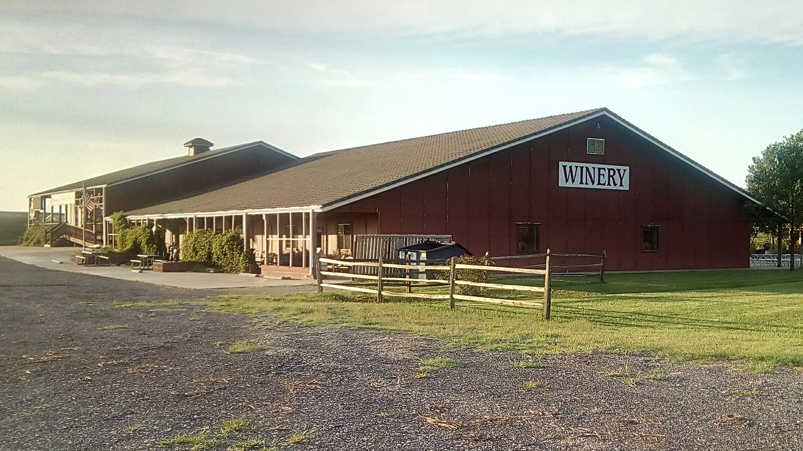 Flagship Winery Expand View & Peck Flagship Winery | Peck KS 67120