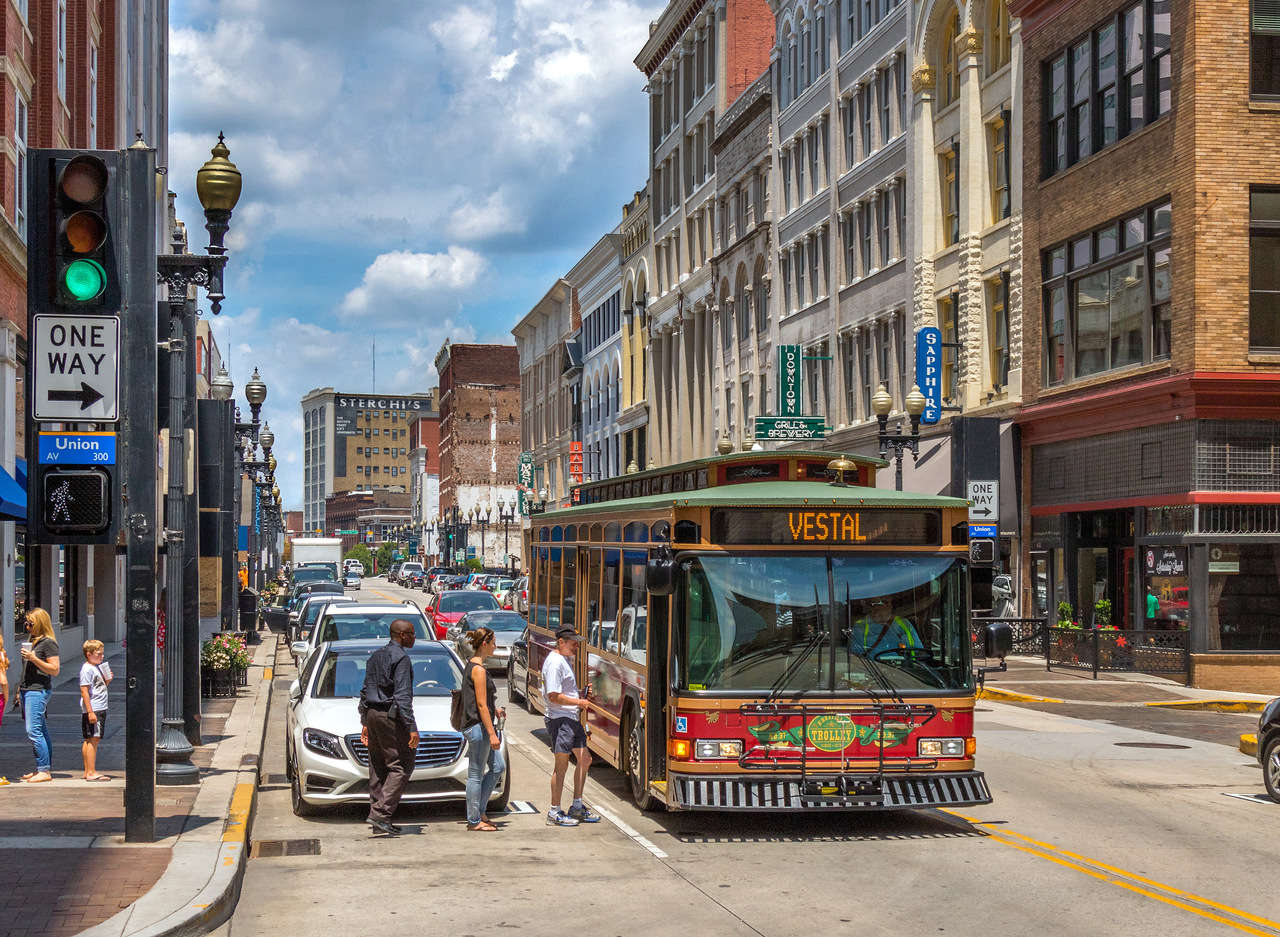 Free Knoxville Trolley Rides