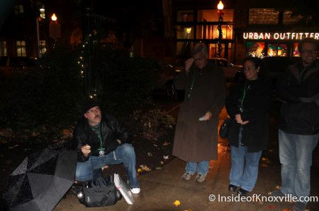 Knoxville ghost tour