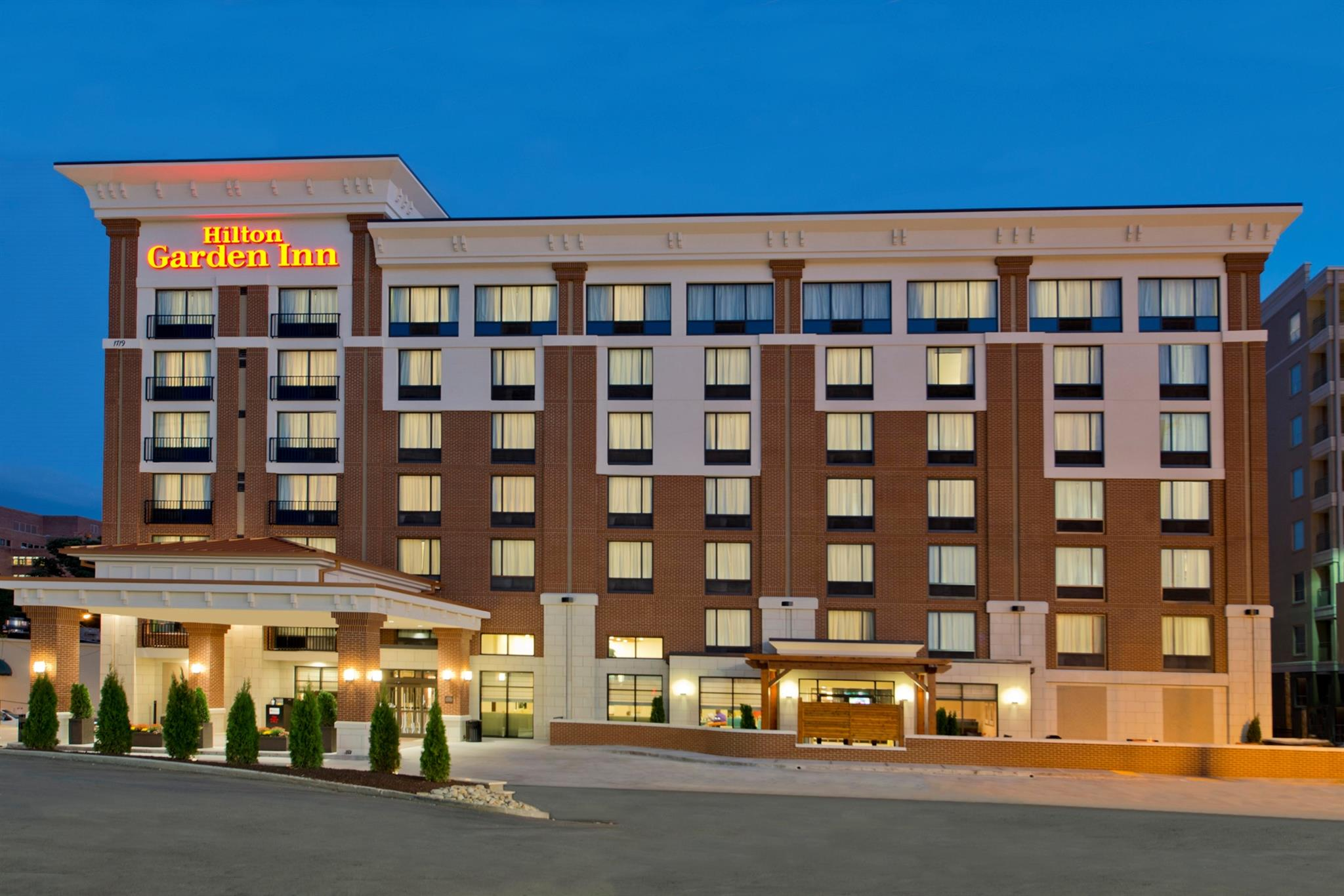 Hilton Garden Inn Knoxville University