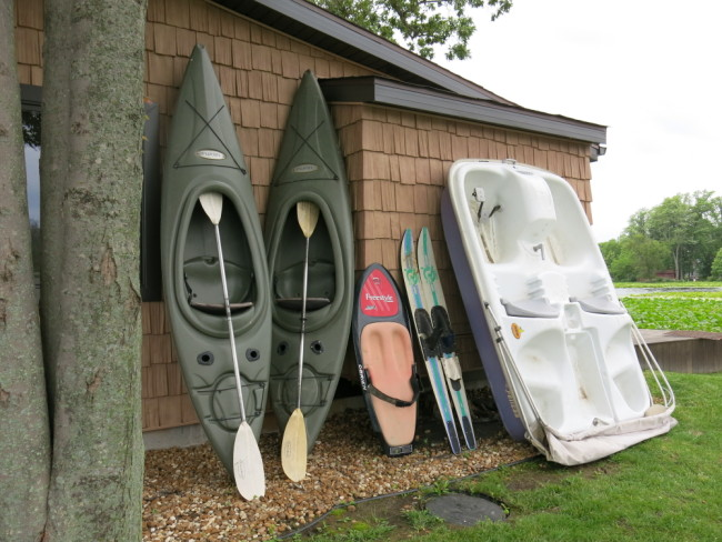 boats available