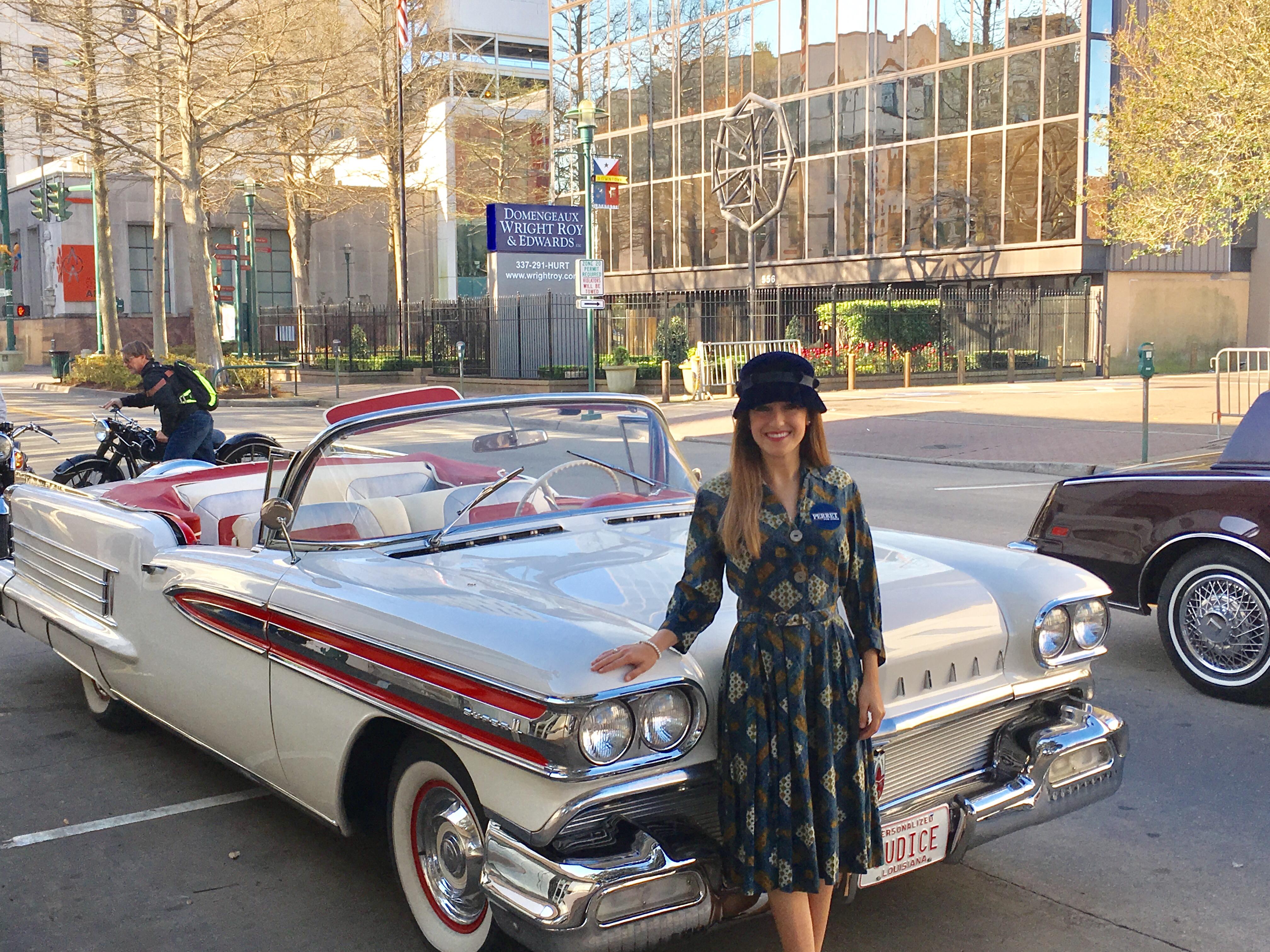 Annual Classic Car Cruise And Bike Ride - Antique car show lafayette la