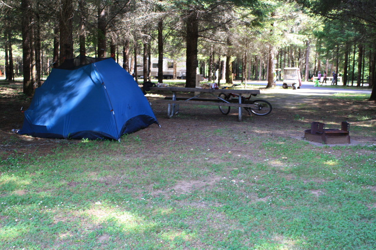 Richardson Park & Richardson Park Campground