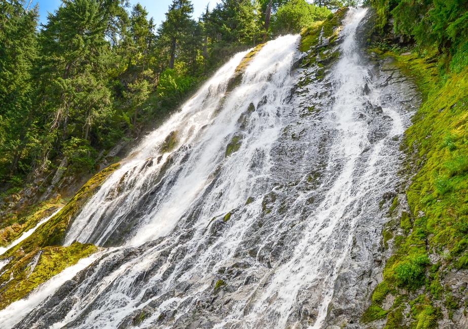 Waterfalls In Oregon Map Best Waterfall - Waterfalls in oregon map
