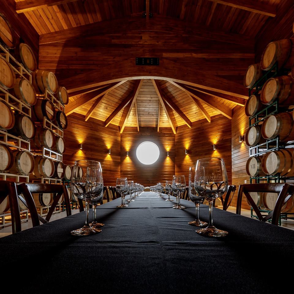 Wedding venues nj winery passport