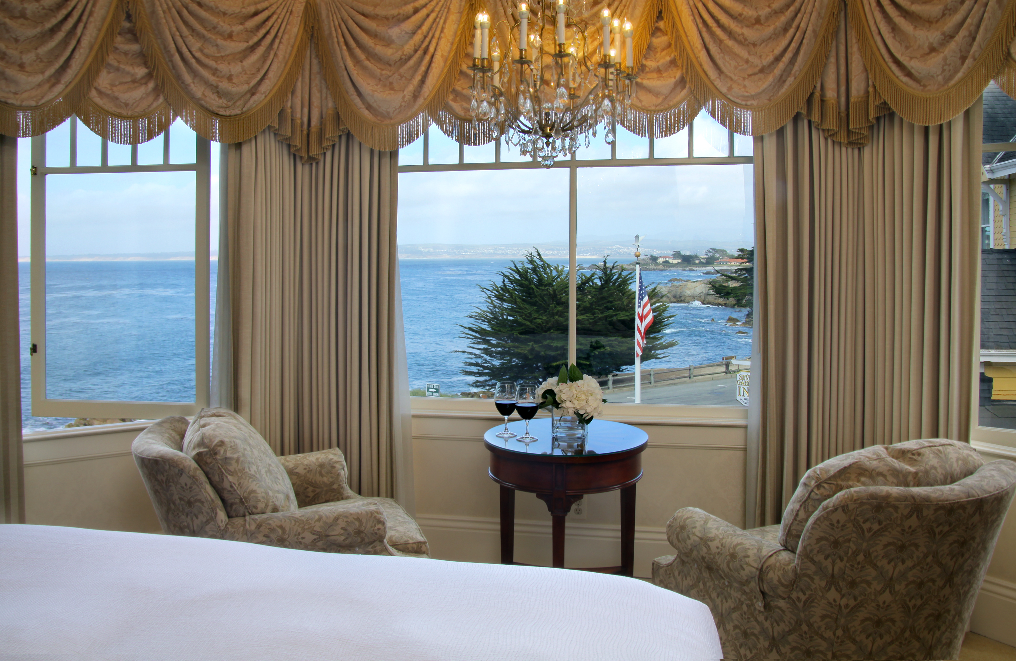 and cottage monterey majestically peninsula the pacific cottages point grove discover lovers hotel inn treasure ca s breeze on sea bay hidden