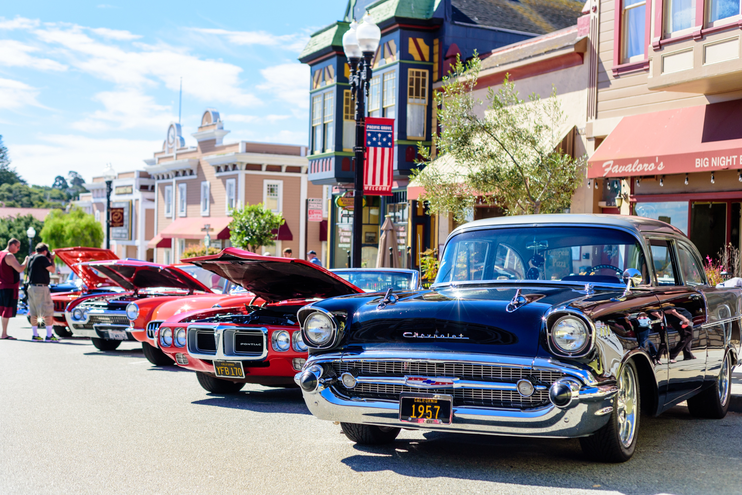 Classic Motorsports Kick-Off Car Show And Cruise @ Lighthouse Avenue | Pacific Grove | California | United States