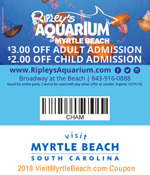 coupons for myrtle beach aquarium