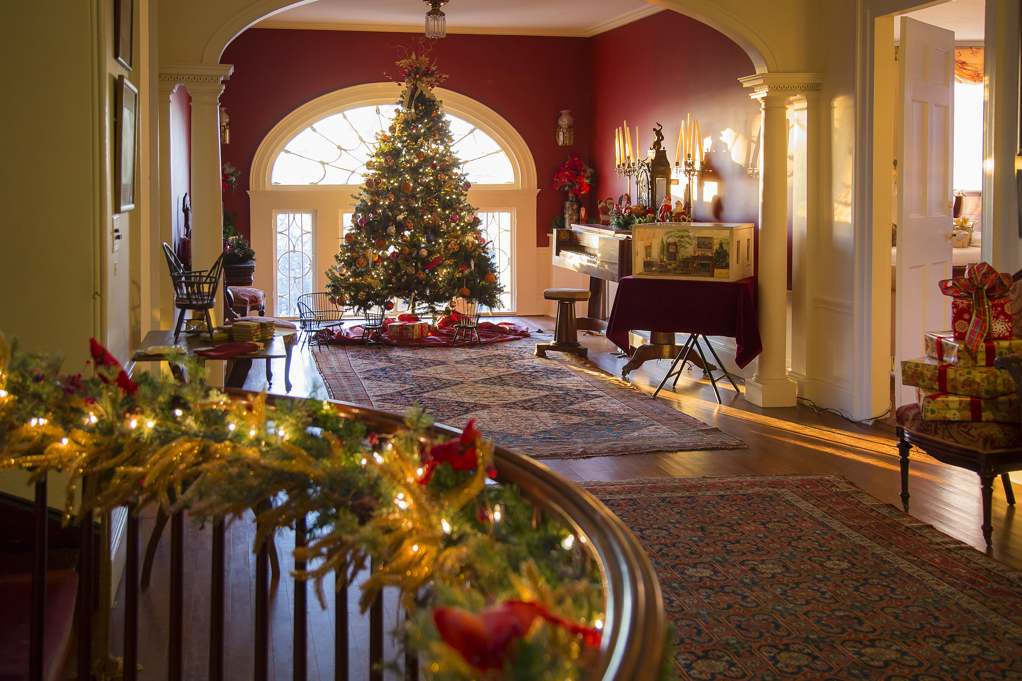 Christmas at Linden Place