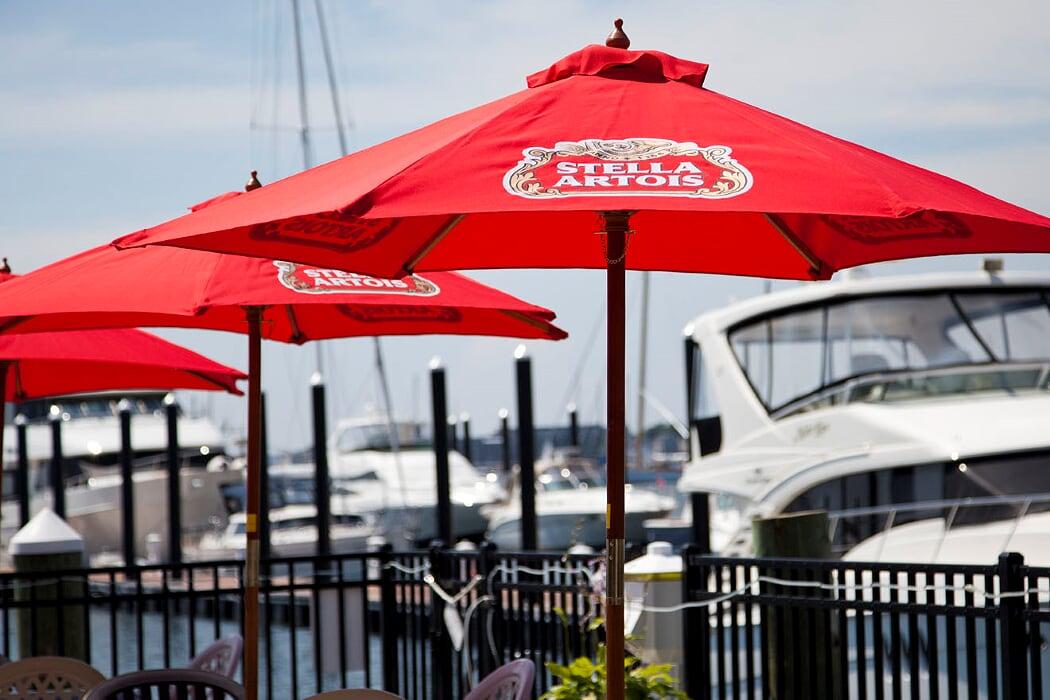The Pier Restaurant of Newport