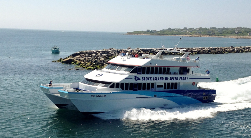 Portsmouth Island Ferry Schedule