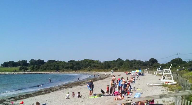 Beaches Near Bristol Ri