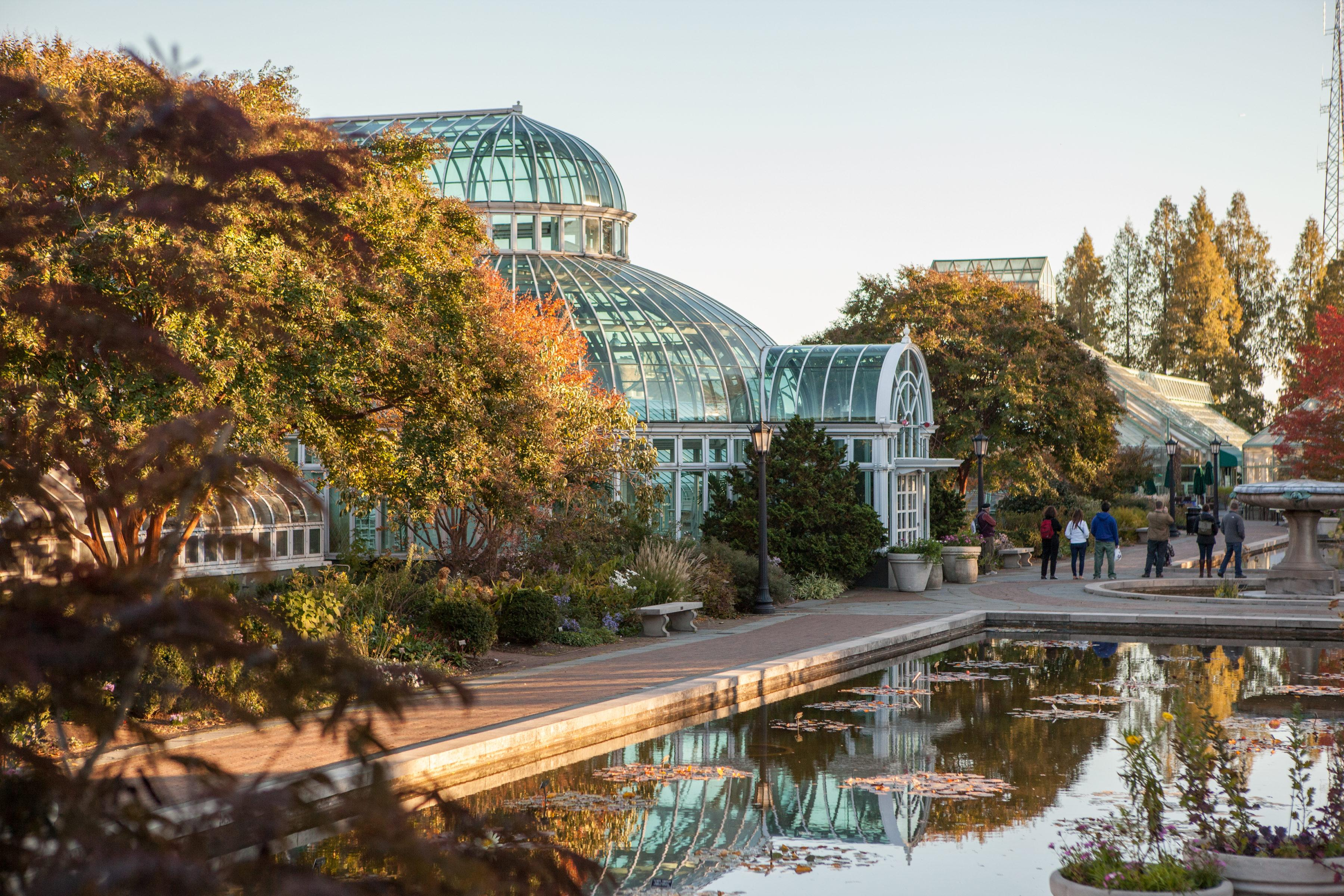 Brooklyn Botanic Garden | Brooklyn, NY 11225 | New York Path Through ...