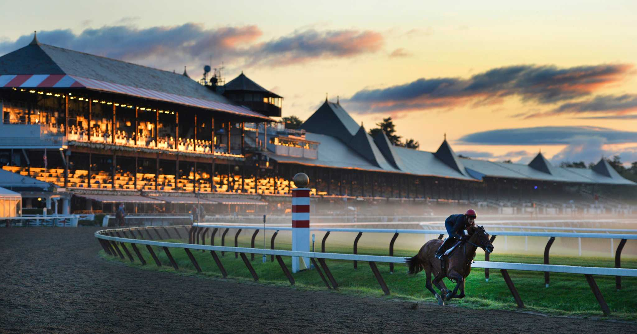 saratoga race course | saratoga springs, ny 12866 | new york path
