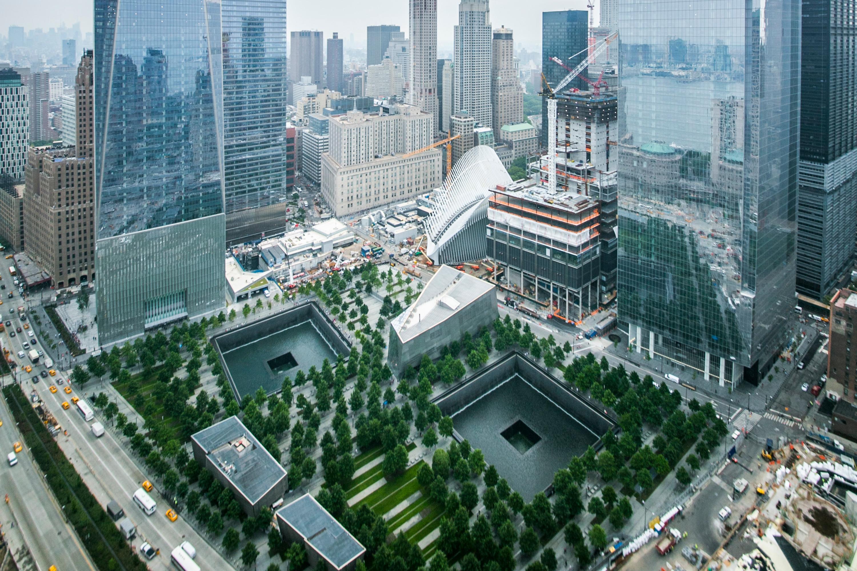 9 11 memorial museum new york ny 10007 new york path through