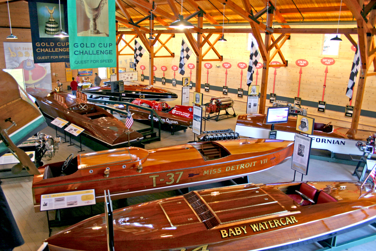 Boat Museum Thousand Island New York