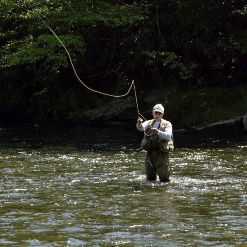 Catskill fly fishing center museum livingston manor for History of fly fishing