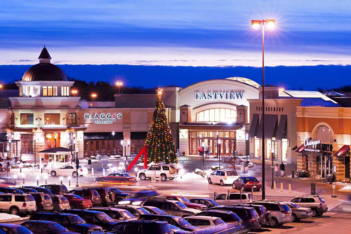 Eastview Mall will reopen on Sunday after early, weather-related closure on Saturday