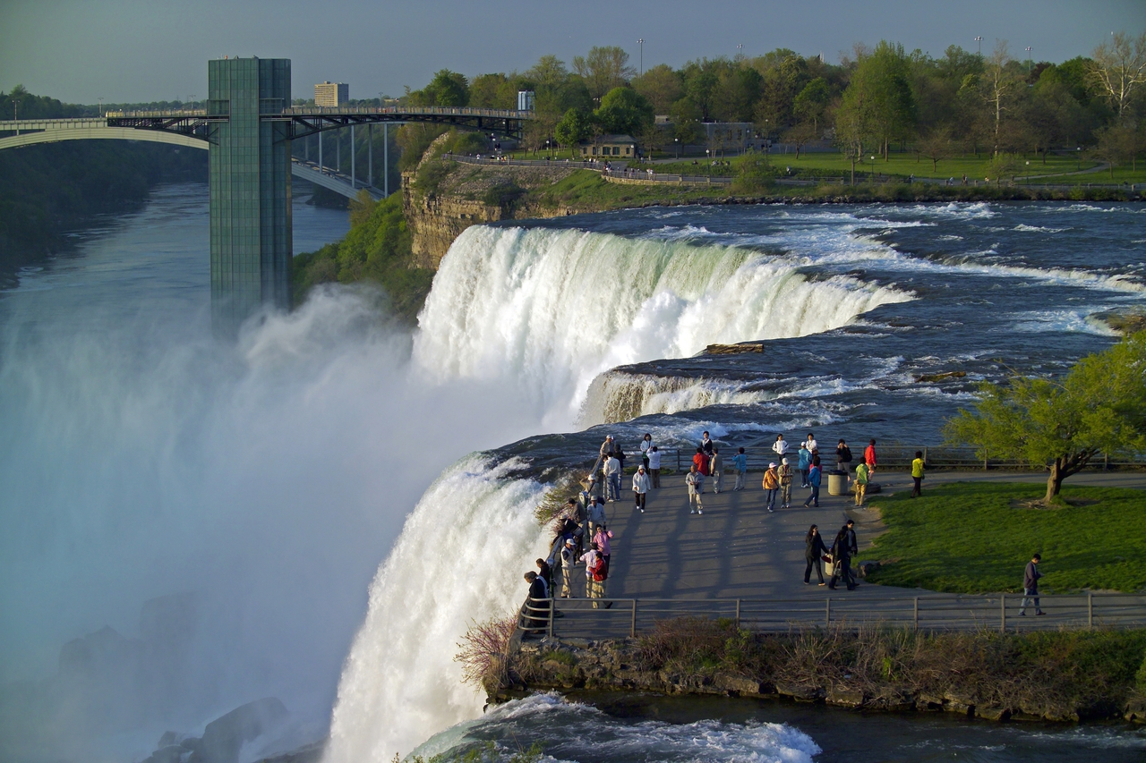 Niagara Falls: description, photo, where it is located 33