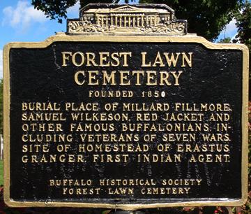 Forest Lawn Cemetery | Buffalo, NY 14209 | New York Path