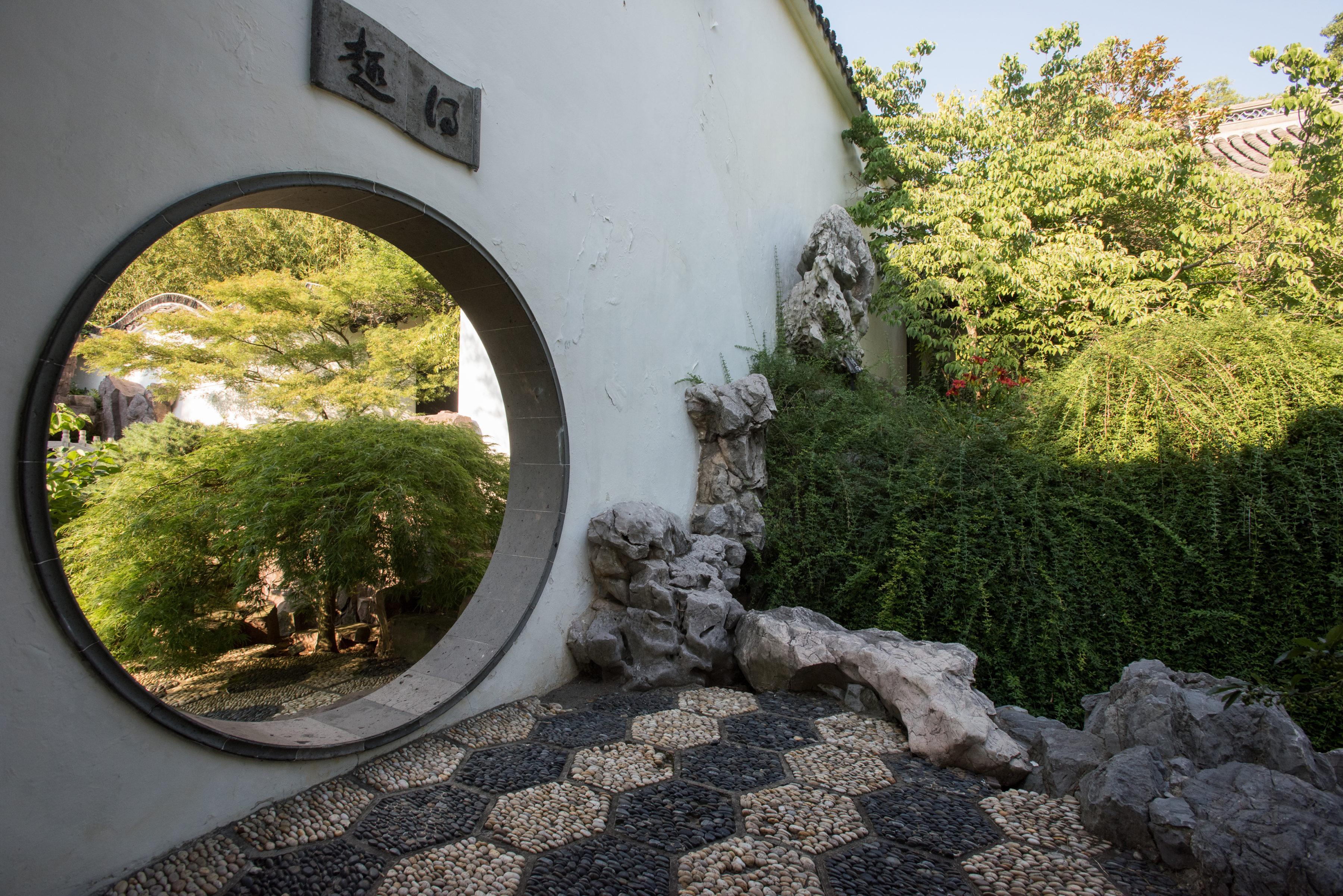 snug harbor cultural center botanical garden - Staten Island Botanical Garden