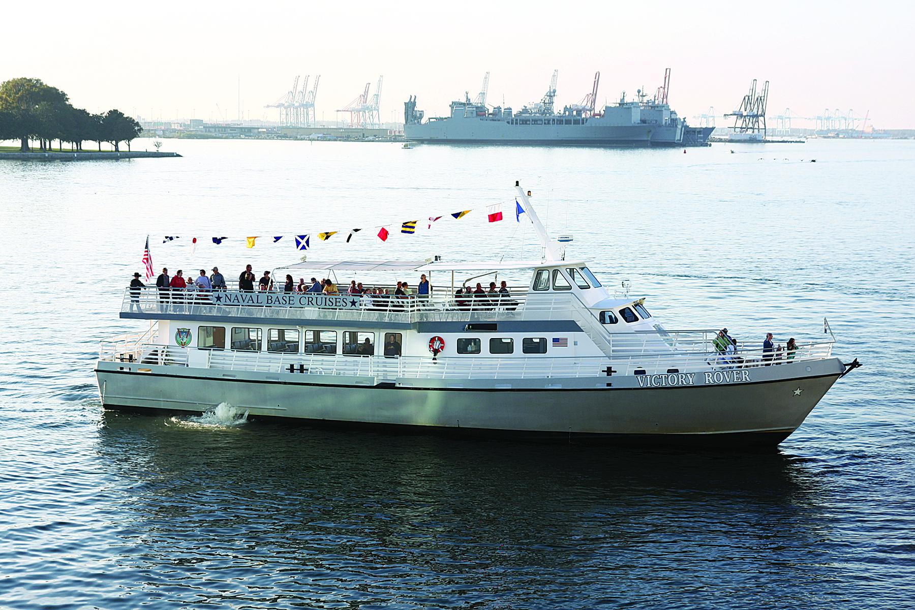 Norfolk VA Harbor Cruises Boat Tours Visit Norfolk - Norfolk cruises