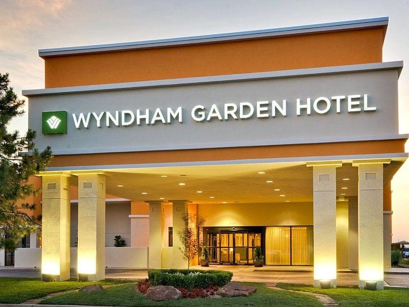 wyndham garden hotel oklahoma city - Wyndham Garden